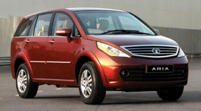 "Tata Aria: crossover ""made in India"""
